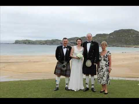 Colonsay - My Wedding Day