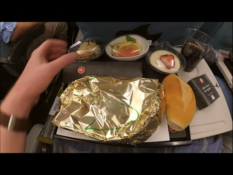 Turkish Airlines: Airbus A330-300 New York to Istanbul [JFK-IST] *full flight* ECONOMY report [HD]