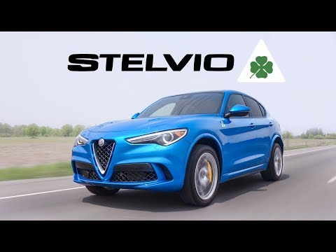 2019 Alfa Romeo Stelvio Quadrifoglio Review – Surprisingly THE BEST SUV EVER