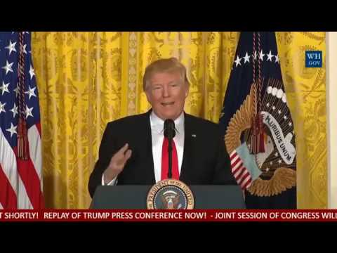 FULL EVENT  President Donald Trump Speech to Joint Session Of Congress 2 28 2017 Trump Live Speech