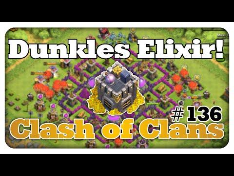 Dunkles Elixir! - Clash of Clans #136 [Deutsch/German]