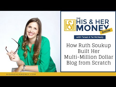 How Ruth Soukup Built Her Multi-Million Dollar Blog from Scratch ...