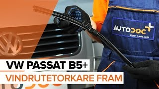 Montering Tändstift VW PASSAT Variant (3B5): gratis video