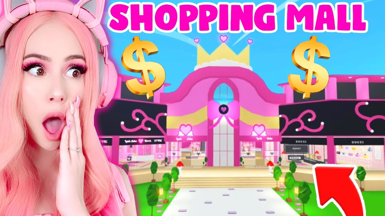 I Opened A SHOPPING MALL In Adopt Me