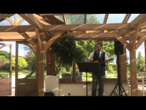Jamie McGuire - All of Me - LIVE at Gayne's Park