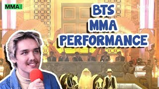 Baixar watching the entire bts mma 2019 performance