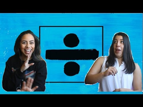 Ed Sheeran - Divide (Reaction)