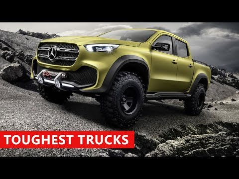 7 Toughest Rugged Trucks Cars Arriving In 2018