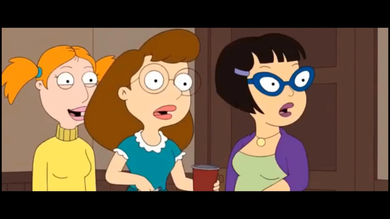 American Dad- Steve and Snot Dancing together - YouTube