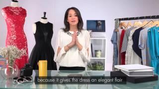 How to style your  dress with Lana تعلّمي كيف تزيّنين فستانك مع لانا