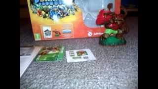 Skylanders Giants: Portal owner pack unboxing