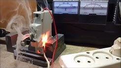 AC Circuit Breaker 230V DC Test