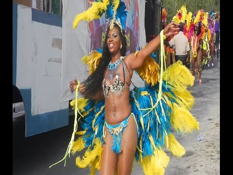 Parade of Troupes Anguilla Summer festival 2015