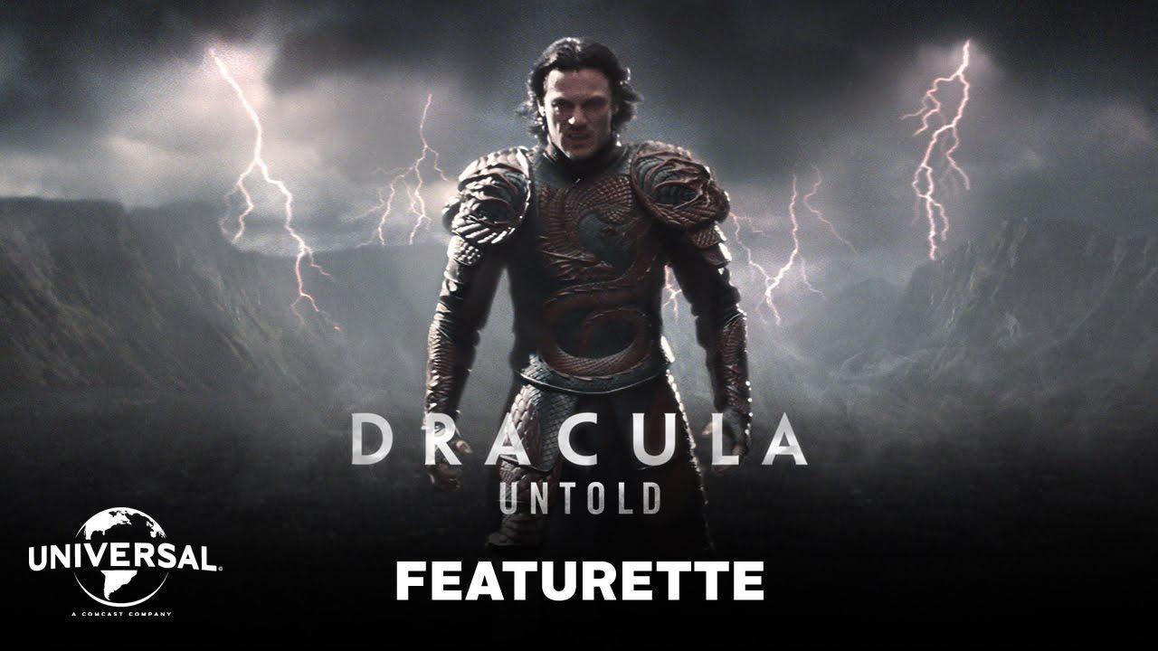 """Dracula Untold - Featurette: """"A Look Inside"""" (HD)"""