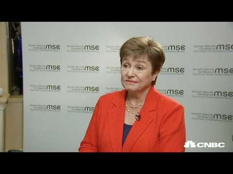 Full Interview: IMF Managing Director Kristalina Georgieva | CNBC International