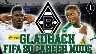 PATBACK AT GLADBACH FIFA 20 Borussia Mönchengladbach Career Mode Episode 1