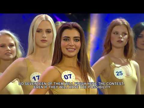 Miss Europe Continental 2017 Full Show
