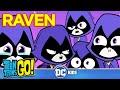 Teen Titans Go! | Raven Best Moments | DC Kids