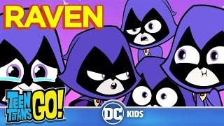 Teen Titans Go! | Raven Is The Best | DC Kids