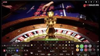 Authentic's Foxwoods Casino Roulette