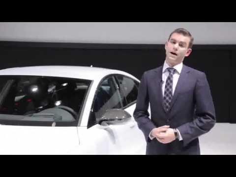 2015 car promotion 2014 Audi RS7 2013 Detroit Auto Show Car Reviews