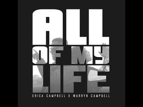 Erica Campbell x  Warryn Campbell