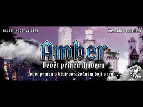 Amber: Devět princů Amberu AUDIOKNIHA ukázka