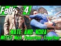 NORA IS ALIVE Fallout 4 Nora Companion Mod NATE AND NORA MEETS Nick Valentine XBOX PC mp3
