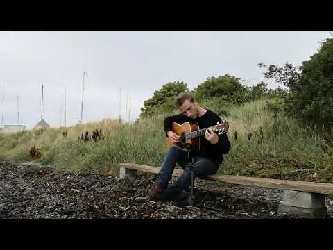 Row - Jon Brion (Cover On Guitar)