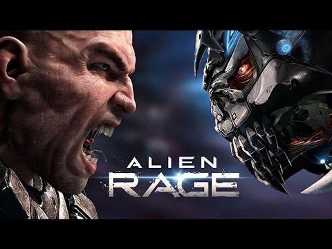 Обзор Alien Rage от Юкевича