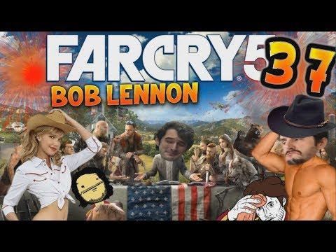 ET DE TROIS !!! Far Cry 5 - Ep.37 - avec Bob Lennon