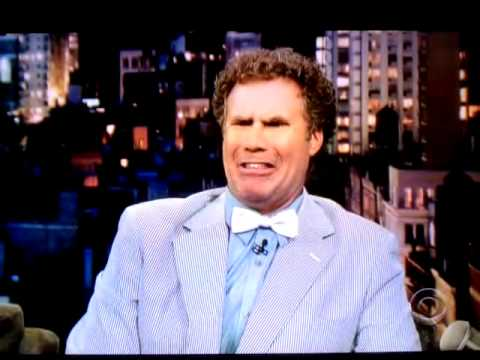 Will Ferrell being Harry Caray