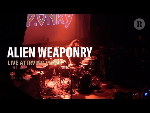 ALIEN WEAPONRY - Live In NYC (Full Show) | Napalm Records