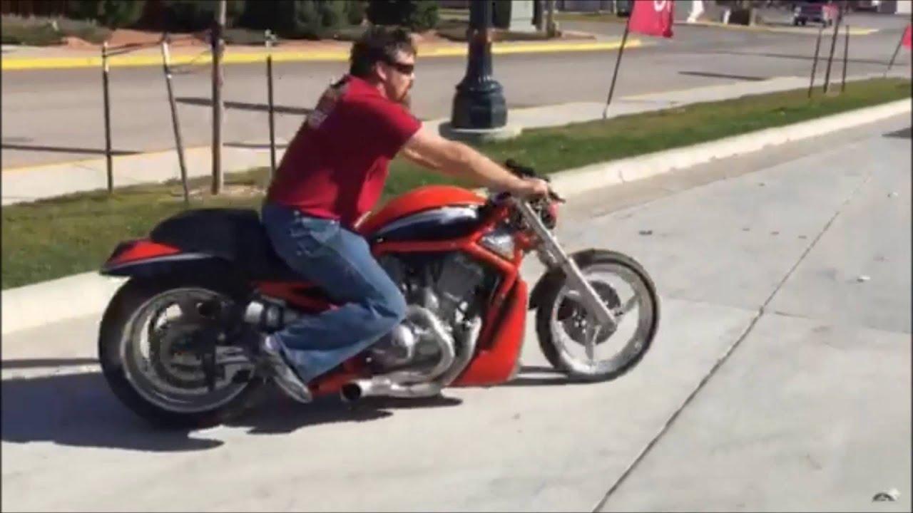 2006 Harley-Davidson® VRSCA - V-Rod Destroyer For Sale - YouTube