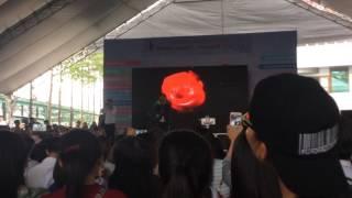 Việt Nam đi, hôn và yêu - Phạm Hồng Phước tại DNUT
