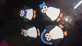 Penguen nasıl yapılır 23 nisan origami eva how to 折り紙 türkçe izle dark phoenix walt disney Video