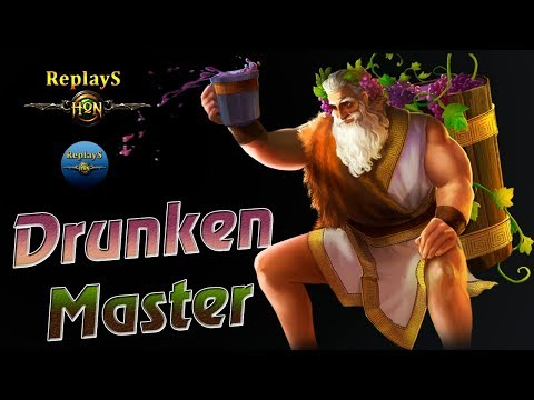 HoN - Drunken Master - 🇳🇱 SexyMuffins Diamond II
