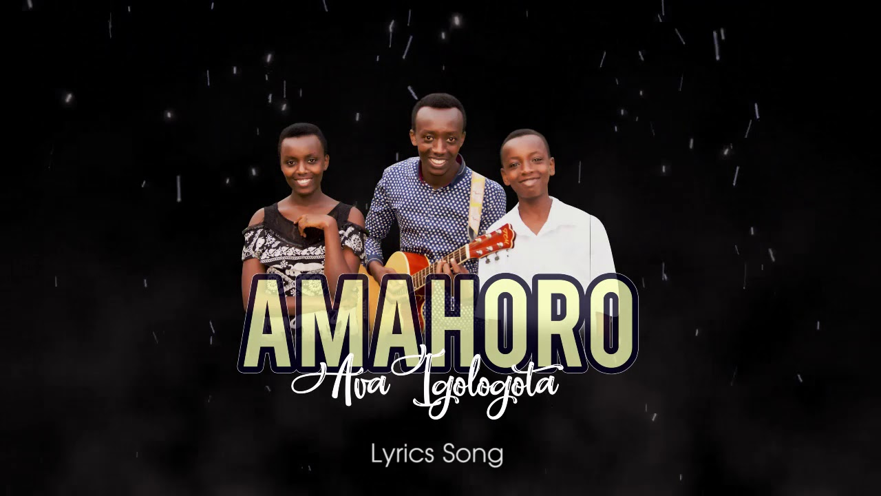 Download Amahoro Ava igologota by family Munyurangabo