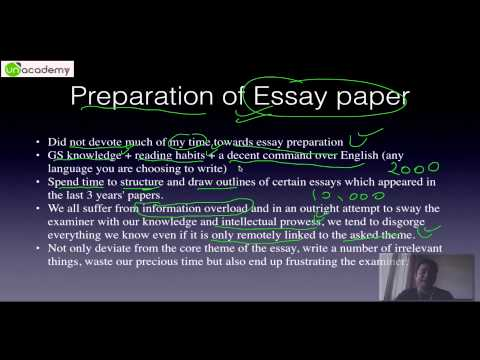 How To Write Mind Blowing Number Fetching Essay Part Essay Writing For Ias Preparation