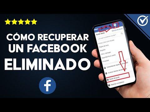 Cómo Recuperar un Facebook Bloqueado o Borrado ¿Es posible?