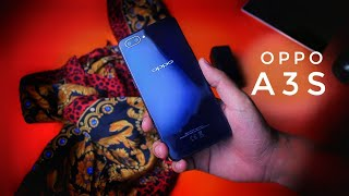 OPPO A3S review | مفيش ارخص و احلي من كدا