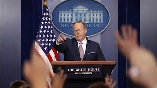 Sean Spicer on Crowd Size for Trump Inaugural