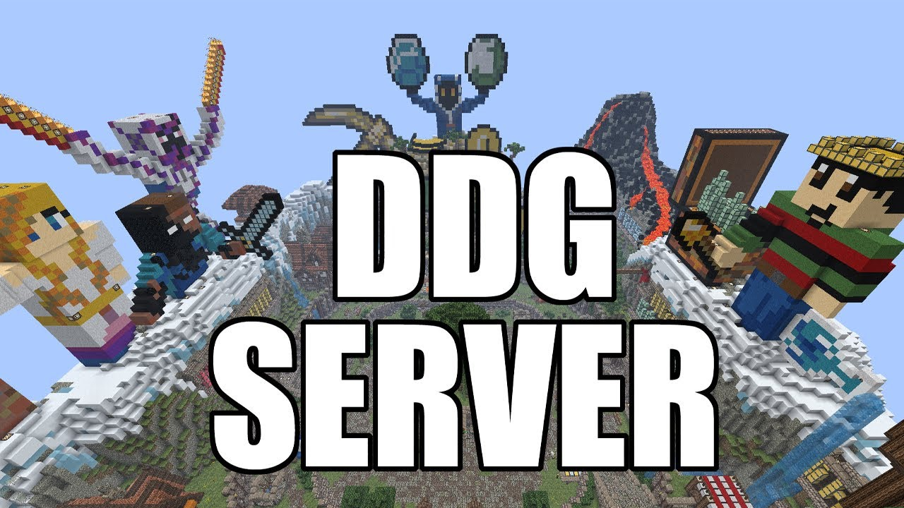 Youtube videos of Minecraft servers