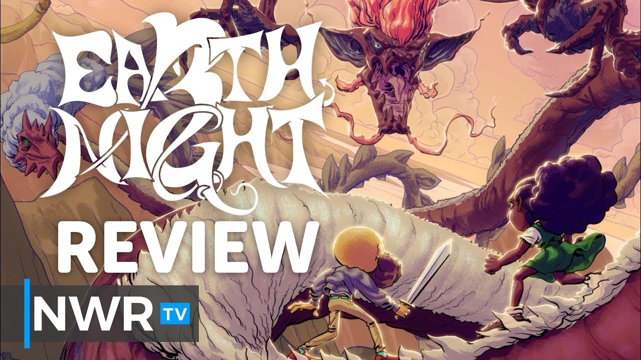 EarthNight (Switch) Review - How to Autorun on a Dragon (Video Game Video Review)