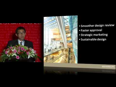 "CTBUH 2012 Shanghai Congress - Ming Zhang, ""Placemaking and Icon for Mixed-Use in China"""