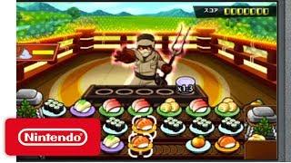 Sushi Striker: The Way of Sushido - Demonstration - Nintendo E3 2017