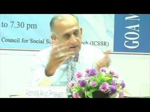 Goa Maritime Dialogue Lecture 1