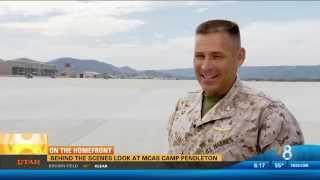 An Inside Look at MCAS Camp Pendleton CBS8