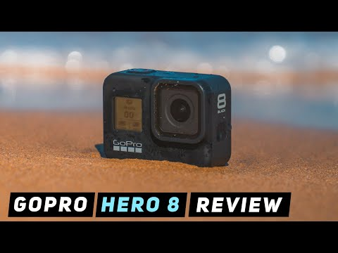 GOPRO HERO8 BLACK REVIEW!!! AND GIVEAWAY!! | MicBergsma