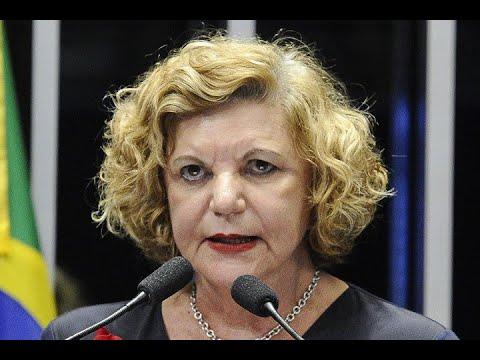 Lúcia Vânia cita dados que justificam intervenção federal no Rio de Janeiro